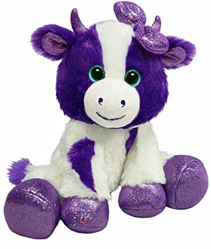 "First & Main Stuffed Gal Pals Callie Cow, 7"" H"