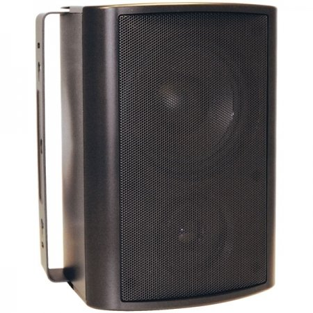 OEM SYSTEMS IO-510-B 5.25- Inch 2-WAY INDOOR/OUTDOOR SPEAKER (BLACK)