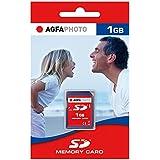 AgfaPhoto 10402 1024 Mo Carte mémoire SD