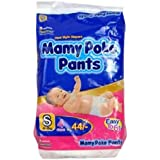Mamy Poko Pant Style Small Size Diapers (4 Count)