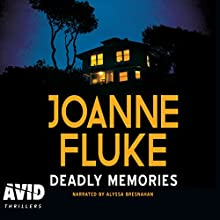 Deadly Memories Audiobook by Joanne Fluke Narrated by Alyssa Bresnahan