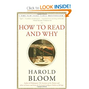 How to Read and Why - Harold Bloom