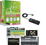 MUSIC CREATOR 5 Audio Recording Pack