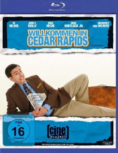 Willkommen in Cedar Rapids - Cine Project [Blu-ray]