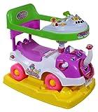 Correpasillos y andados para bebes - Portador con funcion empuja -Tire del juguete - Coche para bebe - Coches para ninos - Baby car ARTI 0616ML Elefante