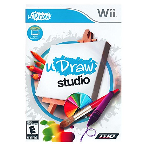 uDraw Studio - Game Only (Nintendo Wii)