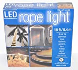 18' Everstar Flexible Rope LED Lighting - Great for Pathways - Trees - Holidays & More!