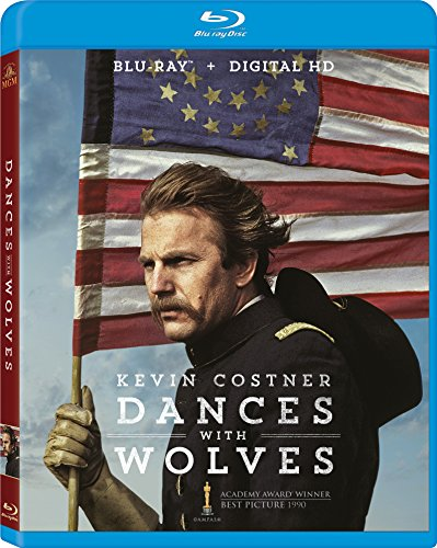Dances With Wolves 25th Anniversary [Blu-ray]