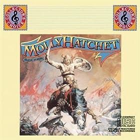 Cubra la imagen de la canción The Rambler por Molly Hatchet