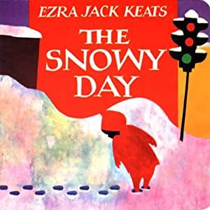 The Snowy Day Board Book | [Ezra Jack Keats]