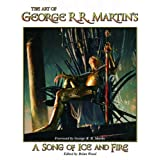 """The Art of George R. R. Martin's a Song of Ice and Firevon """"Brian Wood"""""""