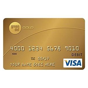 Green Dot Reloadable Prepaid Visa | Amazon.com Credit Cards