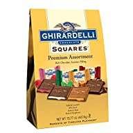 Ghirardelli Assorted Squares XL Bag,…