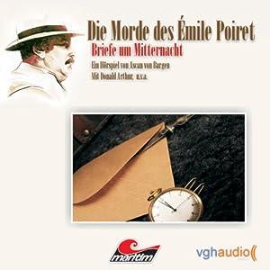 Briefe um Mitternacht (Die Morde des Émile Poiret 2) Hörspiel