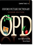 Oxford Picture Dictionary Dictionary Audio CDs (4): English pronunciation of OPD's target vocabulary (Oxford Picture Dictionary 2E) (No  1-4)