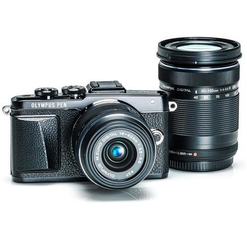 olympus-pen-e-pl7-mirrorless-micro-four-thirds-digital-camera-14-42mm-f-3-bundle-with-ed-40mm-150mm-
