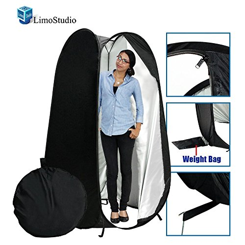 LimoStudio-6-ft-Portable-Indoor-Outdoor-Camping-Photo-Studio-Pop-up-Changing-Dressing-Tent-Fitting-Room-with-Carrying-Case-Foldable-into-Carry-Bag-AGG348
