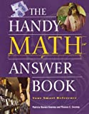 img - for Handy Math Answer Book book / textbook / text book