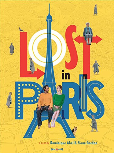 Book Cover: Lost In Paris