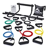 Black Mountain Products Pull Up Bar and Resistance Bands ~ Black Mountain