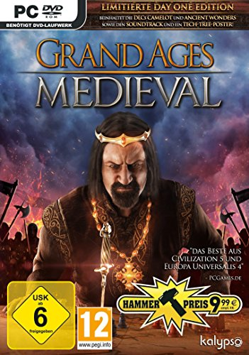 Grand Ages Medieval. Für Windows Vista/7/8/10