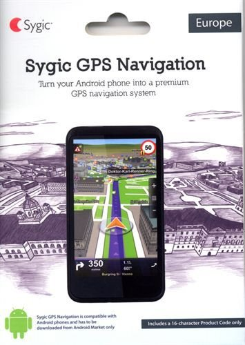 Sygic AURA Android (Handynavigation) Picture