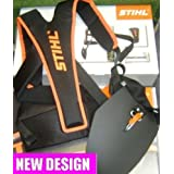 Stihl Full Double Comfort Harness for Strimmer Brushcutter Use