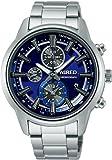 [ワイアード]WIRED 腕時計 WIRED ワイアード クオーツ カーブハードレックス 日常生活用強化防水(10気圧) AGAV094 メンズ