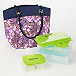 Signature Collection Brisbane Kit with Lunch on the Go (Orchid Spring Bouquet)