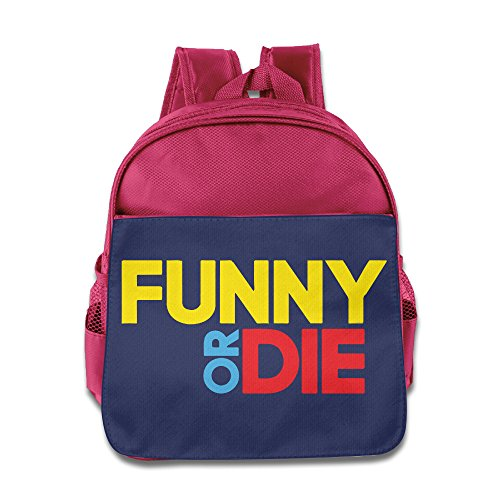 [TuSamLOO Funny Or Die Kid's Mini Backpack/Travel Bag Pink] (Victorias Secret Costume Ideas)