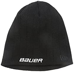Bauer Men's Knit Toque, Black, One Size