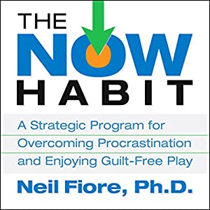 The Now Habit Hörbuch