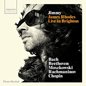 Jimmy: James Rhodes Live in Brighton [Explicit]