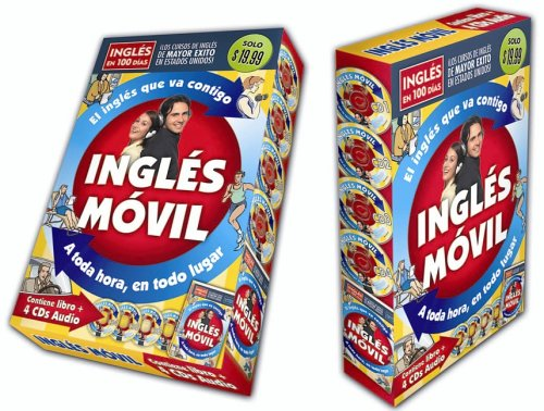 Ingles Movil Audio CD Pack (Portable English) (Ingles En 100 Dias)
