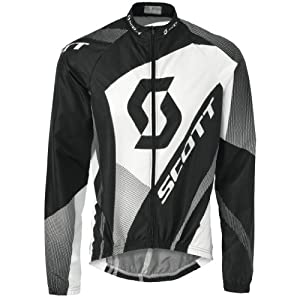 Scott Jacke Windbreaker Authentic, Black, XXL, RF050XXL