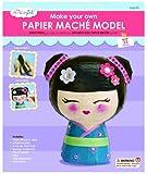 My Studio Girl Papier Mache Japanese Girl Kit