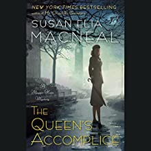 The Queen's Accomplice: A Maggie Hope Mystery, Book 6 Audiobook by Susan Elia MacNeal Narrated by Susan Duerden