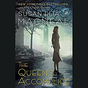 The Queen's Accomplice: A Maggie Hope Mystery, Book 6 Audiobook