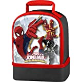 Thermos Dual Compartment Kit, Spiderman