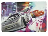 Disney Pixar Driftin' Cars Placemat - Disney Cars Dinnerware - Cars Tablemat