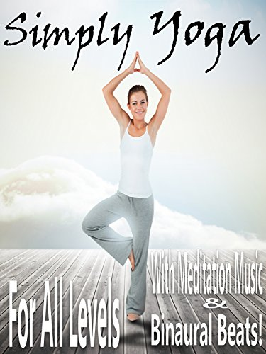Simply Yoga For All Levels - With Meditation Music and Binaural Beats (Amazon Watch Instantly compare prices)