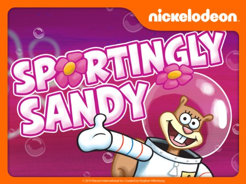 SpongeBob Squarepants Specials: Sportingly Sandy
