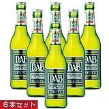 【ドイツ お土産】ダブオリジナル ドルトムンダービール6本セット(ドイツ ビール・発泡酒)