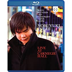 Nobuyuki Tsujii: Live at Carnegie Hall [Blu-ray]
