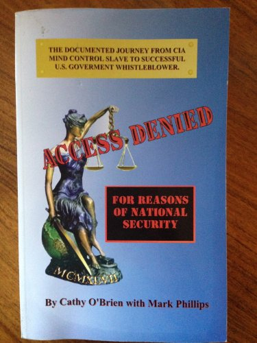 Access Denied For Reasons of National Security096607453X