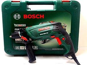 Bosch PSB 680 RE Compact Hammer Drill