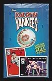 "Victor Garber ""DAMN YANKEES"" Bebe Neuwirth 1994 Topps Collector's Baseball Cards"