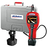 ACDelco ARZ604P 6V Alkaline-Battery Inspection Camera, w/ 8 mm Camera cable+Hook+magnet+mirror