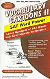 img - for Vocabulary Cartoons II: SAT Word Power by Sam Burchers (2007-06-21) book / textbook / text book