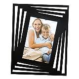 Basement Bazaar Plastic Pattern Photo Frame (Black)